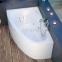 Акриловая ванна Excellent Aquaria Comfort 1600x1000 левая + ножки 2