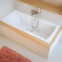 Акриловая ванна Excellent Aquaria Lux 1795x795 + ножки 1
