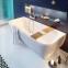 Акриловая ванна Excellent Arana 1790x845 + ножки 1
