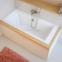 Акриловая ванна Excellent Crown II 1700x750 + ножки 1