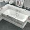 Акриловая ванна Excellent Oceana 1795x795 + ножки 4