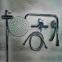 Душевая система Bila Smeda (смеситель для душа, верхний и ручной душ 3 режима, шланг 1,5м) T-15085 3