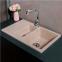 Мойка кухонная Fancy Marble Alabama песочная 206080007 0