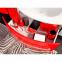 Комплект мебели Botticelli для ванной комнаты: тумба с умывальником Vanessa 110 красная, пенал и зеркало 3