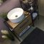 Тумба с умывальником Fancy Marble в стиле лофт (Loft под заказ) 0