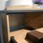 Тумба под два умывальника Fancy Marble Mona в стиле лофт (Loft под заказ) 4