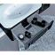 Тумба с умывальником Botticelli TREVISO T-80 белый + медь 1