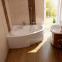 Акриловая ванна Ravak Asymmetric левая 160 (C461000000) 1