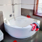 Акриловая ванна Ravak Gentiana 150 CG01000000 2