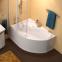 Акриловая ванна Ravak Rosa I левая 150 (CK01000000) 1