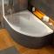 Акриловая ванна Ravak Rosa II левая 150 CK21000000 0