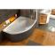 Акриловая ванна Ravak Rosa II правая 170 (C421000000) 3