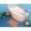 Акриловая ванна Vagnerplast Flora левая VPBA151FLA3LX-01/NO + ножки 1