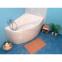 Акриловая ванна Vagnerplast Flora правая VPBA151FLA3PX-01/NO + ножки 0