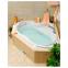 Акриловая ванна Vagnerplast Iris 143 VPBA143IRI3X-01/NO + ножки 0