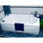 Акриловая ванна Vagnerplast Kasandra 160 VPBA167KAS2X-01/NO + ножки 1