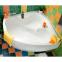 Акриловая ванна Vagnerplast Paria 140 VPBA151PAI3X-01/NO + ножки 1