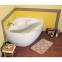 Акриловая ванна Vagnerplast Paria 140 VPBA151PAI3X-01/NO + ножки 2