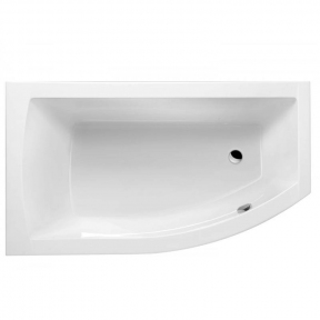 Акриловая ванна Excellent Magnus 1500x855 левая + ножки