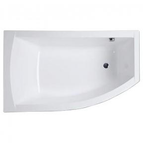 Акриловая ванна Excellent Magnus 1600x950 левая + ножки