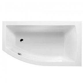 Акриловая ванна Excellent Magnus 1600x950 правая + ножки