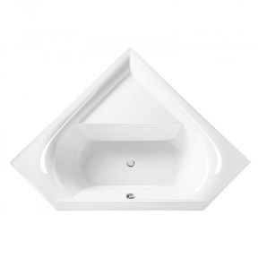 Акриловая ванна Excellent Supreme 1500x1500 + ножки