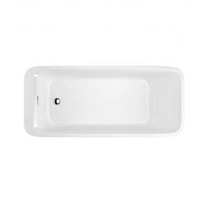 Акриловая ванна Excellent Tula 1700x750 + ножки