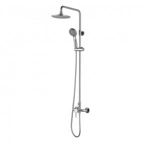 Душевая система Bila Smeda (смеситель для душа, верхний и ручной душ 3 режима, шланг 1,5м) T-15085