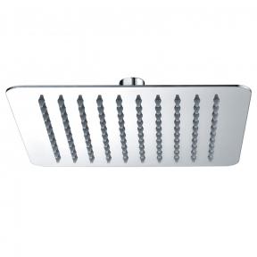 Верхний душ SQ200SS2 200х200 мм ,2 мм, сталь