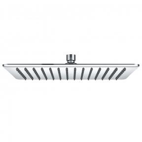 Верхний душ SQ300200SS6 (300х200) мм , сталь