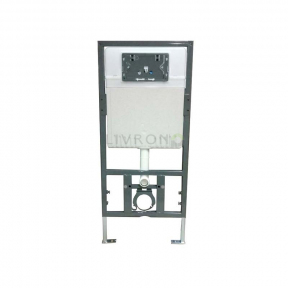 Инсталляция для подвесного унитаза Idevit с креплением без клавиши 53-01-04-009