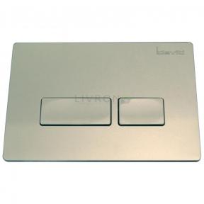 Клавиша для инсталляции Idevit хром матовый 53-01-04-031