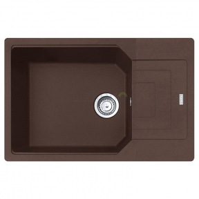 Мойка кухонная Franke Urban UBG 611-78 XL 114.0574.976 шоколад