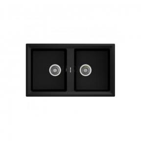 Мойка кухонная Teka Stone 90 B-TG 2B 115260003 черный