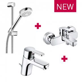 Набор смесителей для ванны Logo Neo 3 in 1 376850575