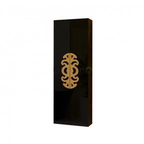 Пенал Marsan Malvine 400 черный (золото/хром)