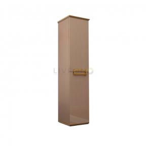 Пенал Marsan Sabrine 250 капучино (хром, золото)