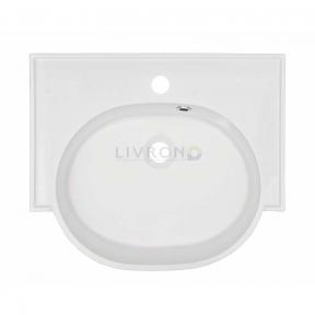 Раковина (умывальник) Fancy Marble Comfort 512 0905101