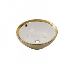 Раковина (умывальник) Newarc Newart Countertop 42 см 5010G-W