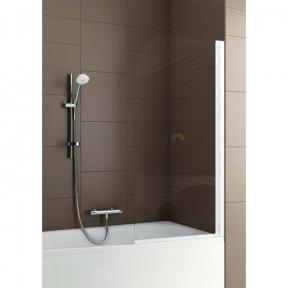 Душевая шторка на ванну полукруглая 170-06954