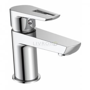 Смеситель для раковины (умывальника) Imprese Breclav 05245PP с донным клапаном