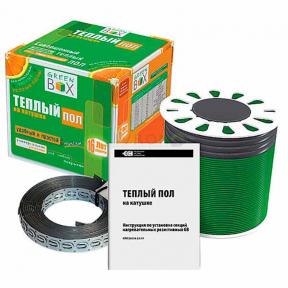 Теплый пол GREEN BOX GB850 (5,7 - 7,7 м2)