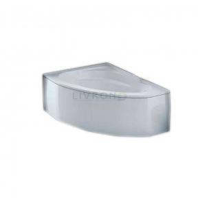 Акриловая ванна Aquaform ассиметричная левая Cordoba 241-05290P + ножки