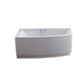 Акриловая ванна Aquaform ассиметричная левая Arcline 241-05317P + ножки