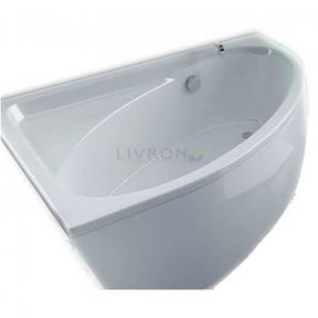Акриловая ванна Aquaform Tinos левая 241-05140P + ножки