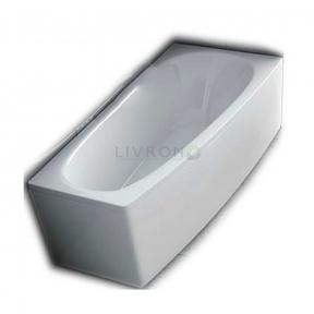 Акриловая ванна Aquaform Simi левая 241-05153PS + ножки