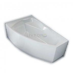 Акриловая ванна Aquaform левая Senso 241-05193P + ножки
