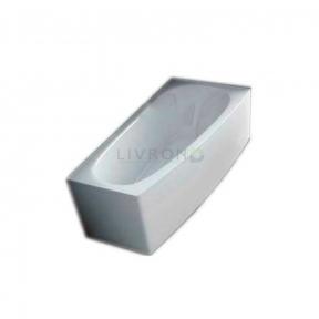 Акриловая ванна Aquaform Simi правая 241-05152P + ножки