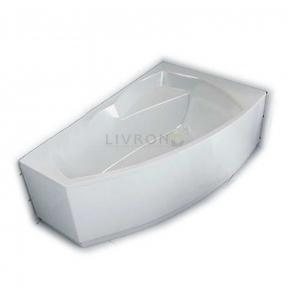 Акриловая ванна Aquaform правая Senso 241-05190P + ножки