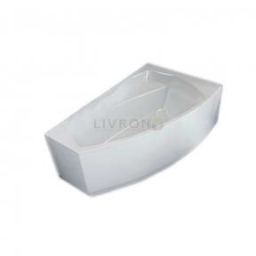 Акриловая ванна Aquaform правая Senso 241-05192P + ножки